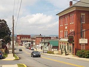 Elizabethville, Pennsylvania - Image: Elizabethville 2017