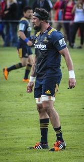 Elliot Dixon Rugby player