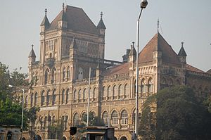 Mountstuart Elphinstone - Elphinstone College, Mumbai, established in 1856