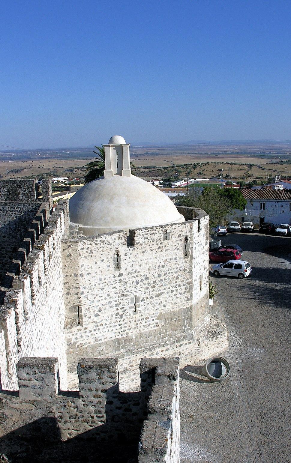 Elvas Castle, Alentejo, Portugal, 29 September 2005-2