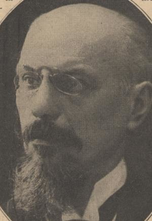 Émile Fabre - Émile Fabre in 1917