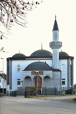 Emir Sultan Moschee Hilden 2