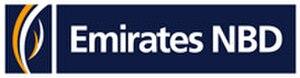 Dubai Inc. - Logo for Emirates NBD