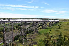 Empire Builder @Two Medicine Trestle ( 2 Views ).jpg