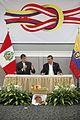 Encuentro Presidencial y VII Reunión del Gabinete Binacional de Ministros Ecuador-Perú (10861669674).jpg