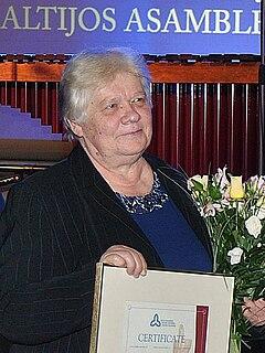 Ene Mihkelson Estonian writer