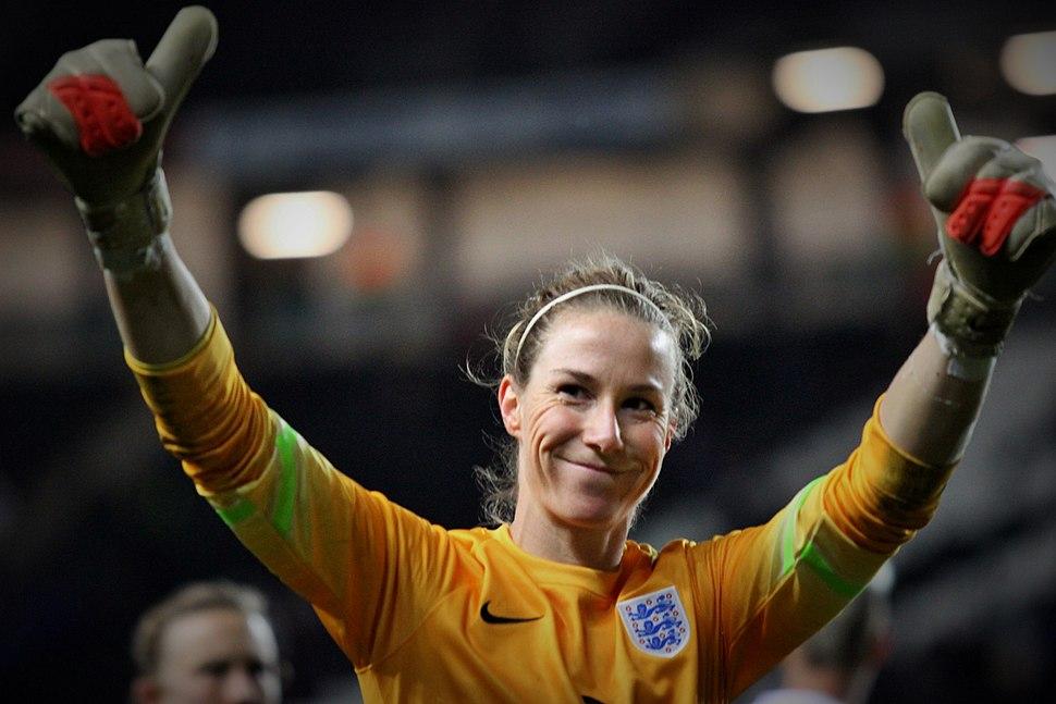 England Women's Vs USA (16553510385)