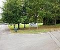 Entrance to Heath Park, Cardiff - geograph.org.uk - 1746088.jpg