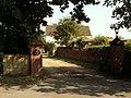 Entrance to Nevards Farm, Great Horkesley, Essex - geograph.org.uk - 237836.jpg