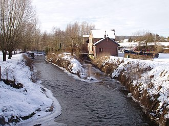 Epen - Wingber mill, Epen