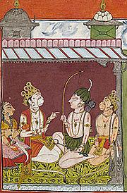 Episode from Kishkinda Kanda