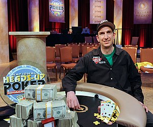 Heads up poker - Eric Seidel 2011 NBC National Heads-Up Poker Champion