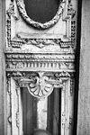 erker, linker zijkant versiering tussen oeil de boeuf - alkmaar - 20006418 - rce