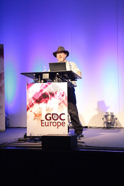 File:Ernest Adams - Game Developers Conference Europe 2011 (2).jpg
