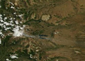Eruption of Copahue Volcano, Argentina-Chile, 01-07-2013.PNG
