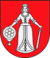 Coat of arms of Kuldīga