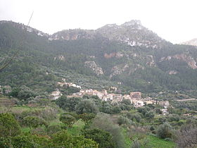 Vue d'Estellencs.