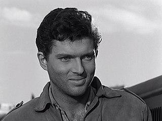 Geoffrey Horne American actor (1933–)