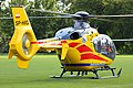 Eurocopter EC-135P-2, Lotnicze Pogotowie Ratunkowe (Helicopter Emergency Medical Service), rescue action in Brodnica (Poland) (6125105926).jpg