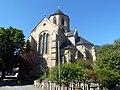 Ev. Probsteikirche St. Marien zu Offenbach-Hundheim am Glan – früher Benediktinerpropsteikirche - erbaut von 1220 bis 1440 - panoramio.jpg