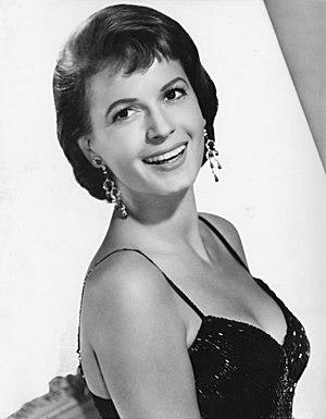 Eva Bartok - Bartok in 1959