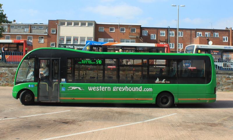 Greyhound 800 Phone Number File:Exeter Bus Statio...