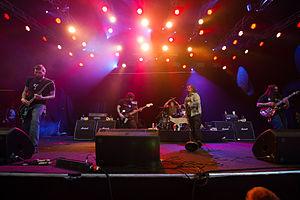 Eyehategod - Image: Eyehategod Roskilde Festival 2011
