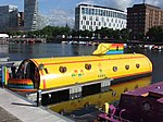 FAB4 narrowboat, Salthouse Dock, Liverpool (3).JPG
