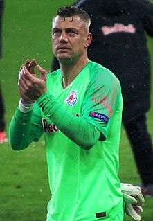 Alexander Walke German professional football goalkeeper (born 1983)