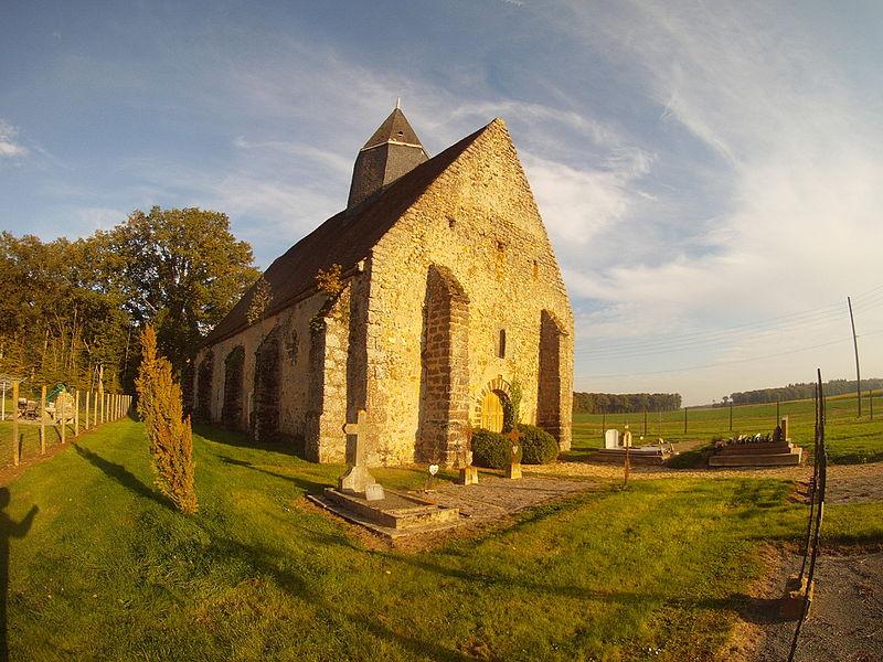 Église Saint-Pierre des Yys