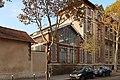 Façade sud lycée Jean-Baptiste-Say, rue Molitor, Paris 16e.jpg