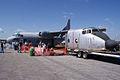 Fairchild C-123K Provider and deHavilland C-7A Caribou nose AirAmerica TICO 13March2010 (14412796730).jpg