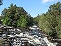 Falls of Dochart on a beautiful May day - geograph.org.uk - 1330884.jpg