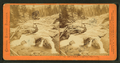 Falls on Yuba River, near Cisco, Placer County, by Thomas Houseworth & Co..png