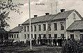 Falun Bergskolan svartvitt vykort.jpg