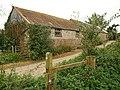 Farm buildings, Smythacott - geograph.org.uk - 981510.jpg