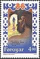Faroe stamp 259 brusajokil - asbjorn meets brusajokil.jpg