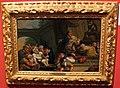 Faustino bocchi, offerta al gatto per la guarigione di un ammalato (1700-1740 ca.), olio su tela, 23,5x36 cm, collez. privata.JPG