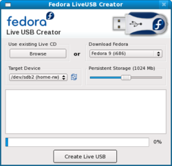 how to make a bootable linux live cd in windows