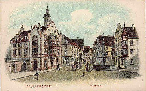 Felle Pfullendorf Hauptstrasse