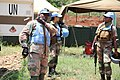 Female combat troops of South African Contingent in MONUSCO on robust foot and moblile patrols 79.jpg