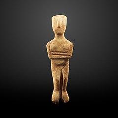 Feminine figure-Ma 4999