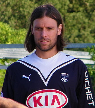 Fernando Cavenaghi - Cavenaghi with Bordeaux in 2009