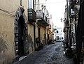Ferrandina, Via Vittorio veneto Largo Palestro.jpg