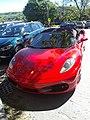 Ferrari F430 Spider Main Street downtown Montpelier VT June 2019 front.jpg
