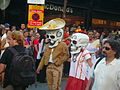 Festa Major de Gràcia 2011 - XIII cercavila de cultura popular - carrer Gran P1330082.jpg