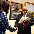 Festus Mogae, Former President of Botswana - TeachAIDS Advisor (13550132424).jpg