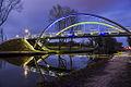 Fiets en wandel brug, Turnhout, Bels lijntje 01.jpg