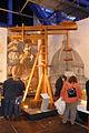 Filippo Brunelleschi revolving crane.jpg