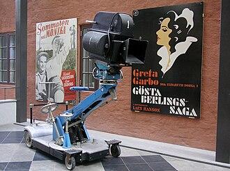 The Saga of Gosta Berling - Image: Filmstaden 2008g